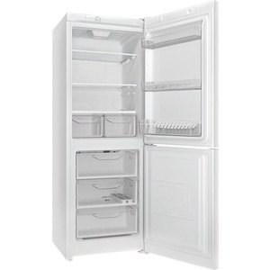 Холодильник Indesit DS 4160 W вытяжка indesit islk 56 as w белый islk 56 as w
