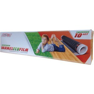 VARMEL VEF10,0-1100w инфракрасная пленка varmel master twin 330