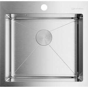 Кухонная мойка Omoikiri Akisame 51-IN, 510х510, нержавеющая сталь (4973438)