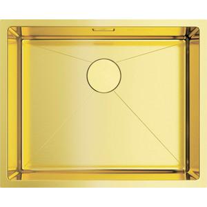 Кухонная мойка Omoikiri Taki 54-U/IF-LG, 540х440, светлое золото (4973093) кухонная мойка omoikiri taki 38 u if lg 380х440 светлое золото 4973092
