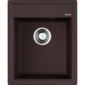 Кухонная мойка Omoikiri Daisen 42-DC, 420х510, темный шоколад (4993605)  - купить со скидкой