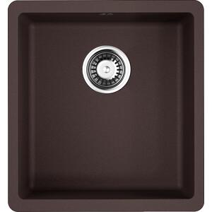 Кухонная мойка Omoikiri Kata 40-U-DC, 400х420, темный шоколад (4993395) сумка kata dc 431 dl