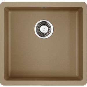 Кухонная мойка Omoikiri Kata 44-U-CA, 440х420, карамель (4993399) аккумуляторы для цифровых фото и видео камер samsung digimax u ca u ca3 uca4 u ca5 uca5 v10