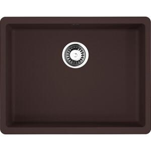 Кухонная мойка Omoikiri Kata 54-U-DC, 540х420, темный шоколад (4993409)