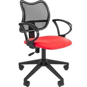 все цены на Офисное кресло Chairman 450 LT красный онлайн