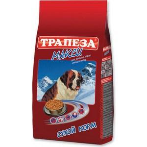 Купить сухой корм Трапеза Макси с мясом для взрослых собак крупных пород 13кг (29610) (687324) в Москве, в Спб и в России
