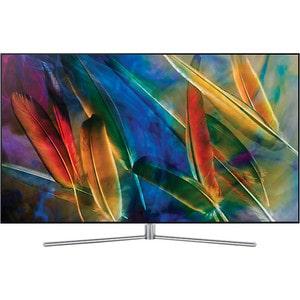 QLED Телевизор Samsung QE75Q7FAM samsung ue22h5000ak телевизор