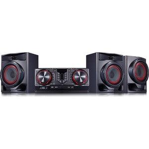 Музыкальный центр LG CJ45 минисистема lg cj45