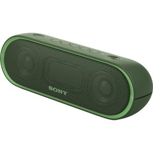 Портативная колонка Sony SRS-XB20 green колонка xdream x vibe 3 0 white green