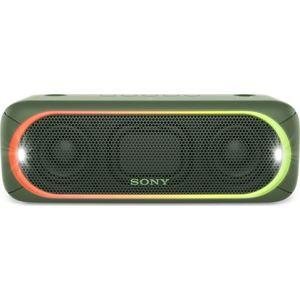 Портативная колонка Sony SRS-XB30 green колонка портативная sony srs xb20 green