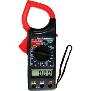 Токовые клещи TEK DT 266C мультиметр tek dt 838
