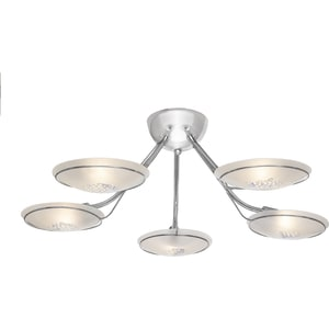 Потолочная люстра Silver Light 137.54.5