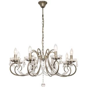 Подвесная люстра Silver Light 260.53.8 люстра подвесная silver light greta 511 53 5