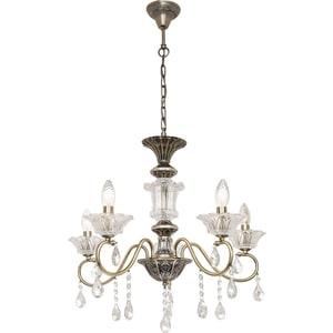 Подвесная люстра Silver Light 518.53.5 люстра подвесная silver light greta 511 53 5