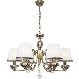 Подвесная люстра Silver Light 520.53.6 люстра подвесная silver light greta 511 53 5