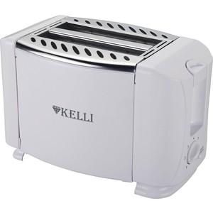 Тостер Kelli KL-5068 белый кофеварка kelli kl 1444 белый