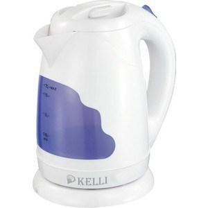 Чайник электрический Kelli KL-1439 чайник электрический kelli kl 1472 самовар