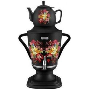 все цены на Чайник электрический Kelli KL-1472 самовар онлайн