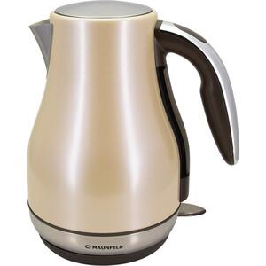 Чайник электрический MAUNFELD MFK-794BG чайник maunfeld mfk 660bg