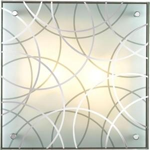 Настенный светильник Sonex 3204 sonex 3204 dl sn18 000 белый серый н п светильник led 48w 220v omaka