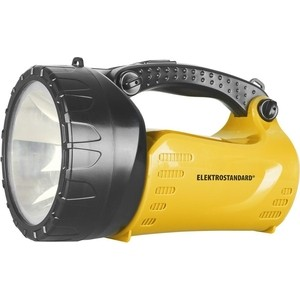 Ручной светодиодный фонарь Elektrostandard Hudson аккумуляторный 202х135 200 лм 4690389100062 elektrostandard налобный светодиодный фонарь elektrostandard extreme 4690389087622