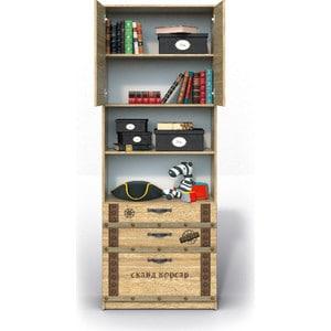 Шкаф СКАНД-МЕБЕЛЬ Корсар-1 шк шкаф для белья мебель смоленск шк 09