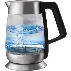 Купить чайник электрический Polaris PWK 1838CGLD черный (693301) в Москве, в Спб и в России