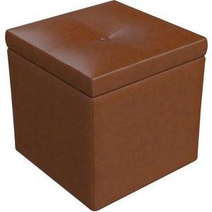 Банкетка Гранд Кволити Куба 6-5114 коричневый банкетка гранд кволити 6 5103м коричневый