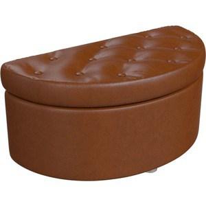 Банкетка Гранд Кволити Луна 6-5115 коричневый банкетка гранд кволити 6 5103м коричневый