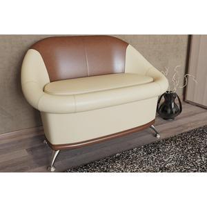 Диван Гранд Кволити Орион 6-5154 бежевый/коричневый диван орион mebelvia
