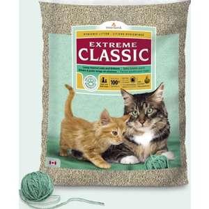 Наполнитель Intersand Extreme Classic Hygienic Litter впитывающий без ароматизатира для кошек 6,87кг (Л14212)