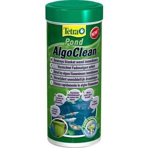 Препарат Tetra Pond AlgoClean Destroy Blanket Weed Immediataly для мгновенного уничтожения нитчатых водорослей в пруду 300г (на 6 000л) средство tetra понд алго рэм для борьбы с мутной зелёной водой в пруду 250мл