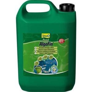 Препарат Tetra Pond AlgoFin Effectively Treats Blanket Weed для эффекивной борьбы с нитчатыми водорослями в пруду 3л жидкость для борьбы с водорослями маркопул кэмиклс альгитинн 3л м06