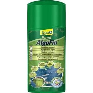 Препарат Tetra Pond AlgoFin Effectively Treats Blanket Weed для эффекивной борьбы с нитчатыми водорослями в пруду 500мл препарат tetra algostop depot борьба с водорослями 12таб