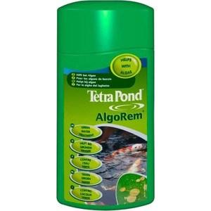 Препарат Tetra Pond AlgoRem Green Water Treatment для очистки цветущей воды в пруду 1л tetra tetra decoart plant элодея l anacharis l 30см