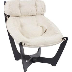 Кресло для отдыха Мебель Импэкс МИ Модель 11 венге, обивка malta 01