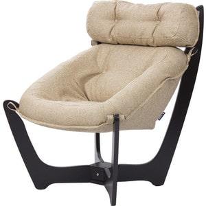 Кресло для отдыха Мебель Импэкс МИ Модель 11 венге ,каркас венге, обивка Malta 03 А