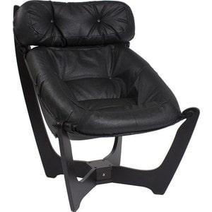 Кресло для отдыха Мебель Импэкс МИ Модель 11 венге каркас венге, обивка Dundi 109 кресло мебель импэкс ми модель 11 венге каркас венге обивка dundi 112