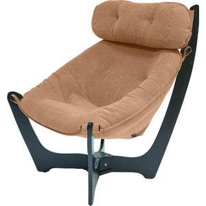 Кресло для отдыха Мебель Импэкс Комфорт Модель 11 венге, обивка Verona Vanilla