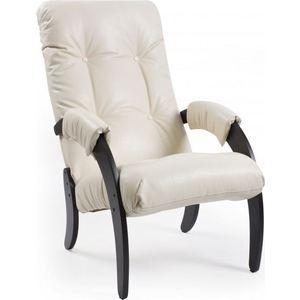 Кресло для отдыха Мебель Импэкс МИ Модель 61 венге, Polaris Beige кровать раскладная мебель импэкс лаура