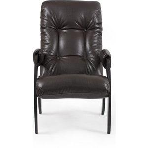Кресло для отдыха Мебель Импэкс Комфорт Модель 61 венге, Vegas Lite Amber