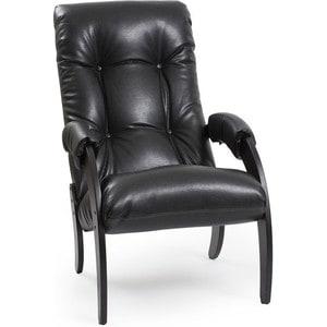Кресло для отдыха Мебель Импэкс Комфорт Модель 61 Vegas Lite Black