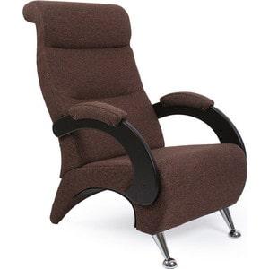 Кресло для отдыха Мебель Импэкс Комфорт Модель 9-Д венге, обивка Malta 15A