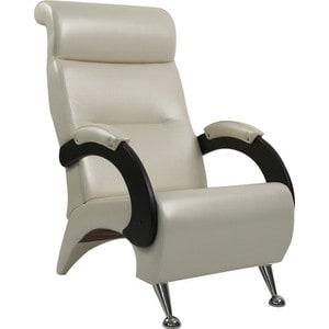 Кресло для отдыха Мебель Импэкс Комфорт Модель 9-Д венге, обивка Oregon perlamytr 106