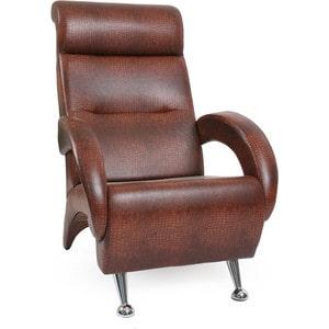 Кресло для отдыха Мебель Импэкс Комфорт Модель 9-К, Antik crokodile