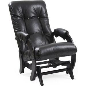Кресло-качалка глайдер Мебель Импэкс Комфорт Модель 68 Vegas Lite Black