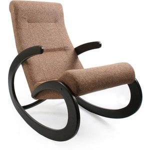 Кресло-качалка Мебель Импэкс Комфорт Модель 1 венге, обивка Malta 17