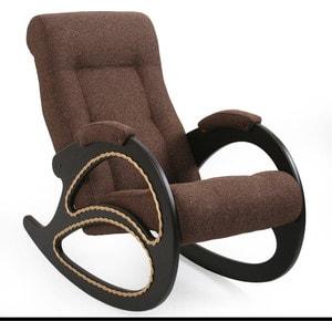 Кресло-качалка Мебель Импэкс МИ Модель 4 венге, обивка Malta 15 А мебель page 4