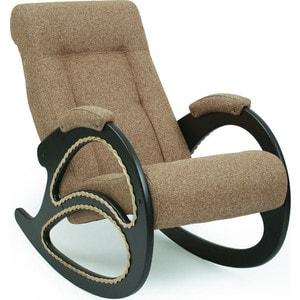 Кресло-качалка Мебель Импэкс Комфорт Модель 4 венге, обивка Malta 17