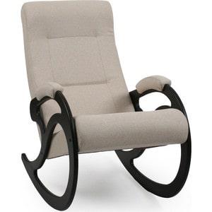 Кресло-качалка Мебель Импэкс МИ Модель 5 венге, обивка Malta 01 A